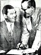 Fawcett and Dempsey